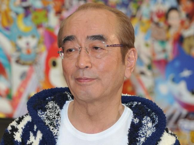 志村けん『映画 妖怪ウォッチ 誕生の秘密だニャン!』公開アフレコイベント