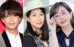 (左から)『奪い愛』シリーズで怪演を見せた三浦翔平、水野美紀、田中みな実