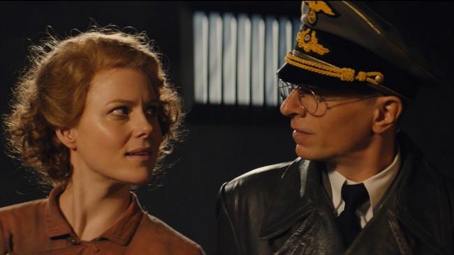 映画『ソニア ナチスの女スパイ』