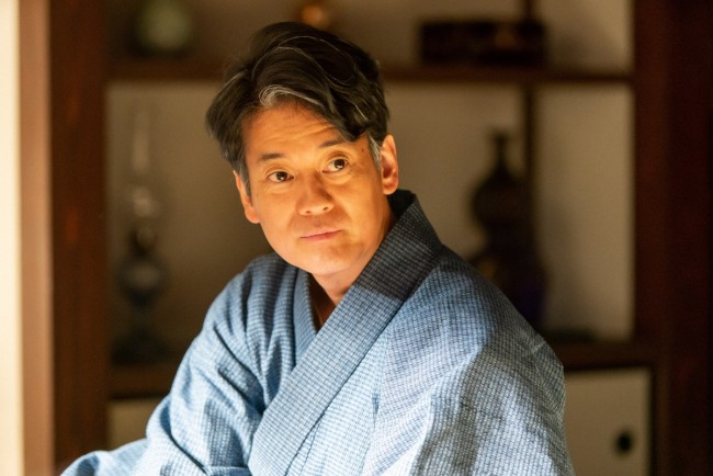 『エール』で裕一の父・三郎を演じる唐沢寿明