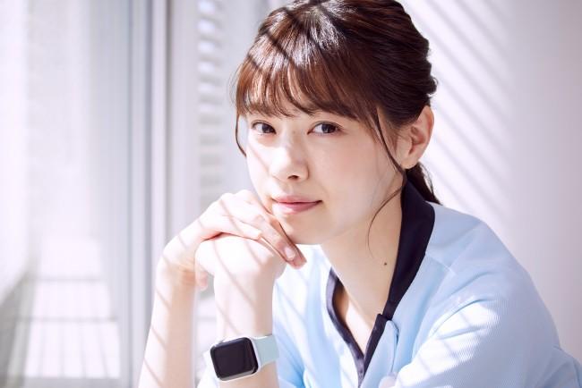 2020年3月撮影『アンサング・シンデレラ 病院薬剤師の処方箋』に出演する西野七瀬
