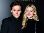 Brooklyn Beckham、Nicola Peltz、February 25、2020 in Paris(abaphotosthree090451)