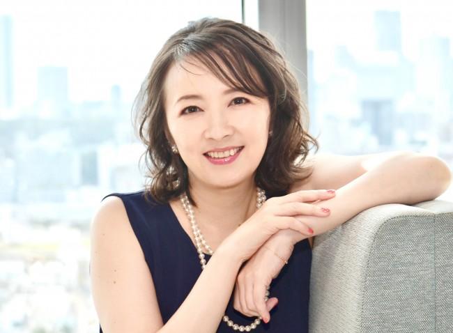 舞台『時子さんのトキ』で主演を務める高橋由美子