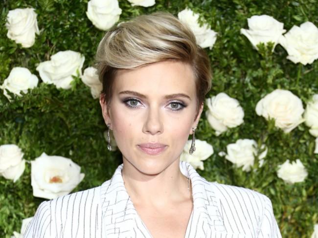 スカーレット・ヨハンソン、Scarlett Johansson