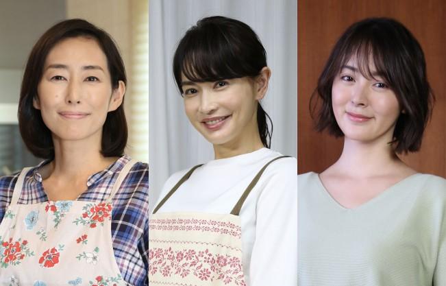 【フジテレビ】オムニバスドラマ『3人のシングルマザー~すてきな人生逆転物語~』