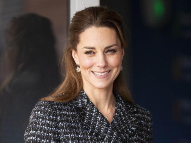 キャサリン妃、Catherine、Duchess of Cambridge、Jan 28,2020、Patron of Evelina London Children's Hospital