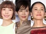 ドラマ『恋する母たち』で共演する(左から)仲里依紗、木村佳乃、吉田羊