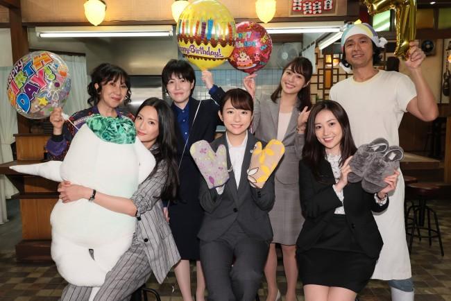 【テレビ朝日】木曜ドラマ『七人の秘書』