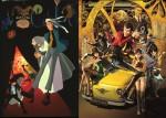アニメ映画『ルパン三世 カリオストロの城』は11月20日21時、『ルパン三世 THE FIRST』は同27日21時、日本テレビ系『金曜ロードSHOW!』にて放送。