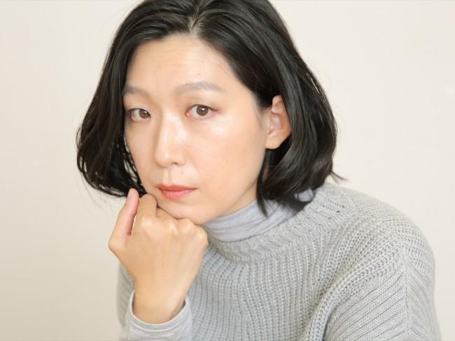 【日本テレビ】『#リモラブ~普通の恋は邪道~』江口のりこインタビュー 2020年10月9日撮影