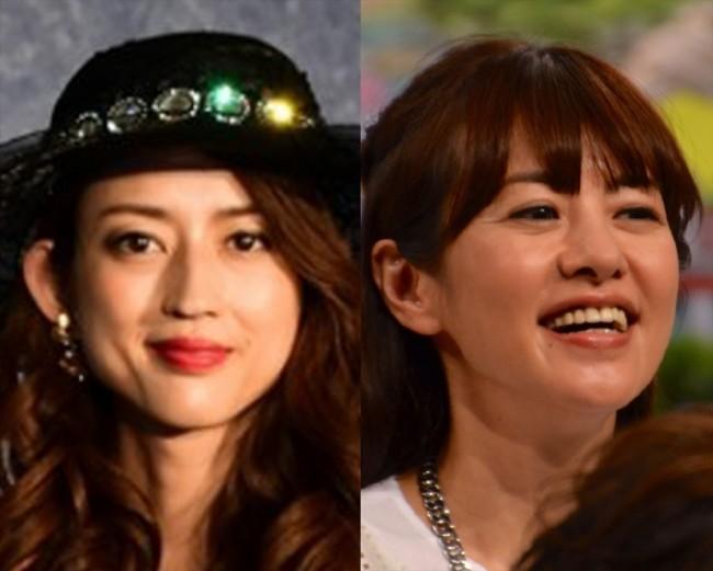 (左から)小沢真珠、さとう珠緒