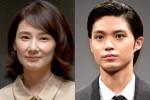 ドラマ『恋する母たち』に出演する吉田羊(左)、磯村勇斗(右)