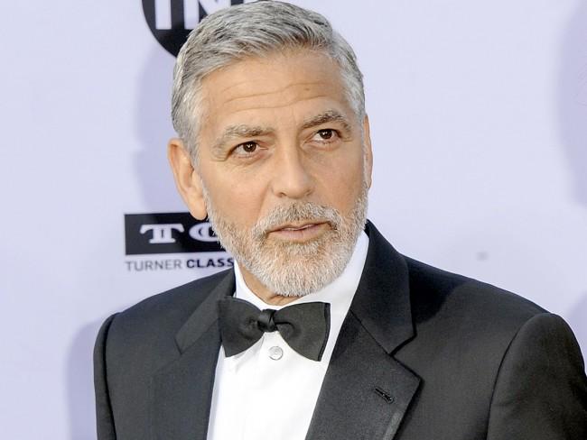 ジョージ・クルーニー、George Clooney、June 7,2018
