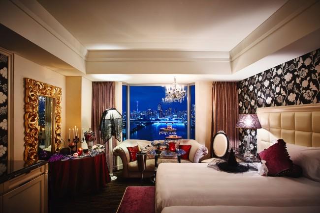 ホテルインターコンチネンタル東京ベイ ヴィランズルーム