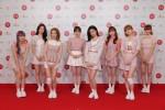 『第71回NHK紅白歌合戦』リハーサルに参加したNiziU