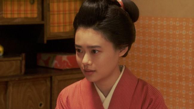 NHK連続テレビ小説『おちょやん』第57回より