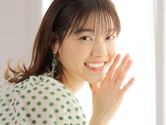 西野七瀬『月影花之丞大逆転』インタビュー 20210125撮影