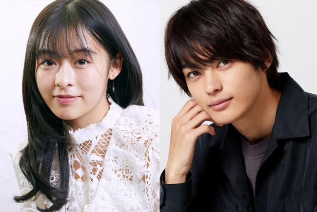 ドラマ『3年A組―今から皆さんは、人質です―』生徒役からブレイクを果たした森七菜(左)、神尾楓珠(右)