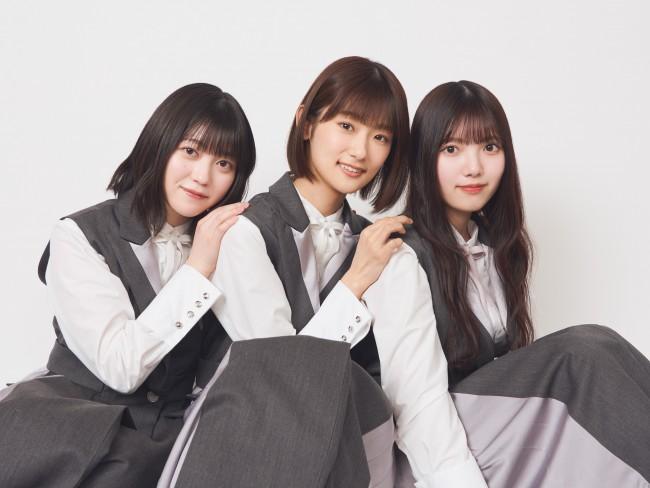 20210414櫻坂46・幸阪茉里乃、井上梨名、上村莉菜インタビュー