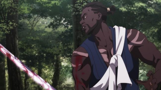 Netflixオリジナルアニメシリーズ『Yasuke ‐ヤスケ‐』