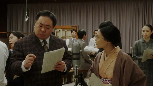 NHK連続テレビ小説『おちょやん』第107回より