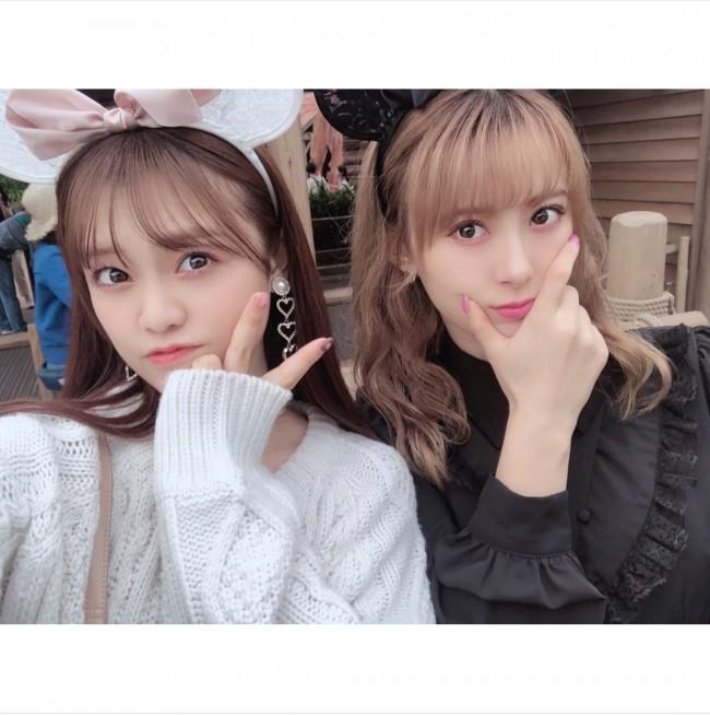 モーニング娘。'21生田衣梨奈とHKT48本村碧唯
