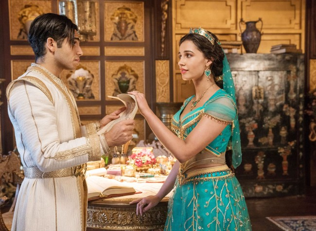 映画『アラジン』(2019)Aladdin
