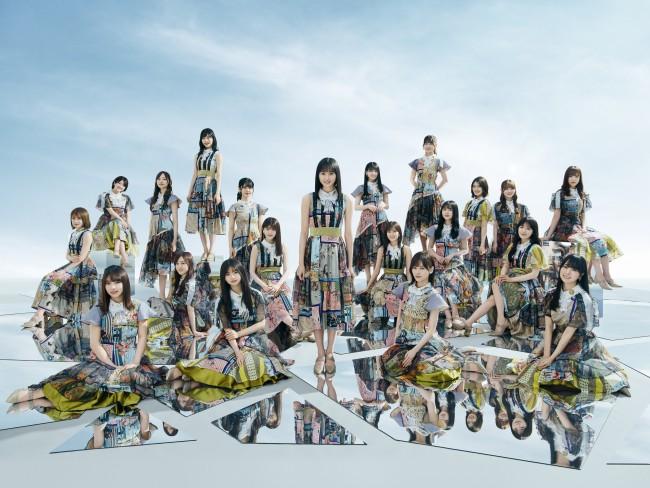 『真夏の全国ツアー2021』の開催を発表した乃木坂46