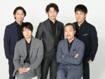 WOWOWオリジナル『がんばれ!TEAM NACS』TEAM NACSインタビュー 20210524実施
