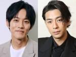 (左から)松坂桃李、三浦翔平