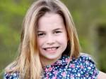 シャーロット王女、6歳のポートレート May 1, 2021
