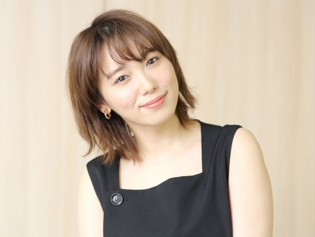 テレビ東京『ひねくれ女のボッチ飯』飯豊まりえインタビュー 20210428実施
