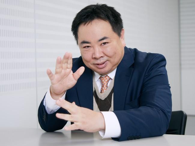 ドラマ『緊急取調室』(テレビ朝日系)に出演するドランクドラゴン塚地武雅