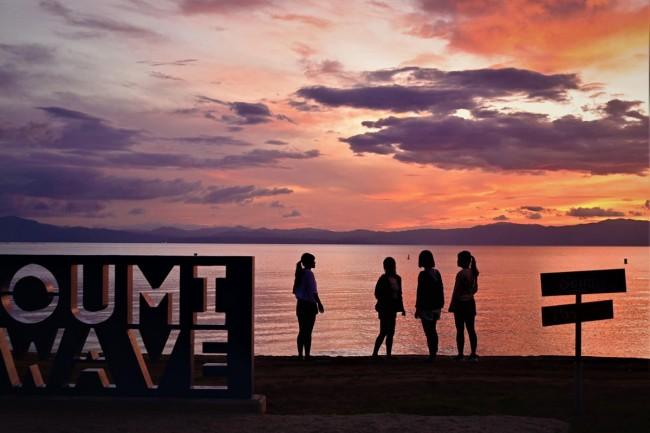 ビーチリゾート「OUMI WAVE」