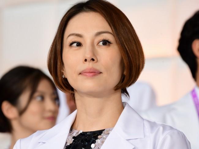 【テレビ朝日】『ドクターX~外科医・大門未知子~』制作発表記者会見 20191007