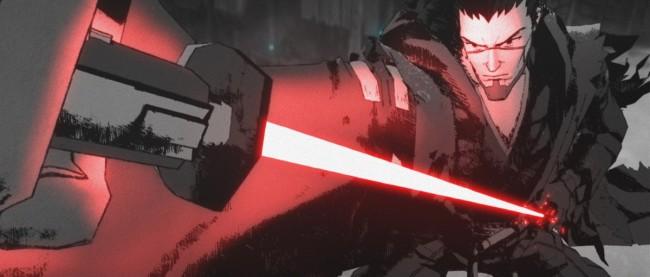 短編アニメ映画集『スター・ウォーズ:ビジョンズ』