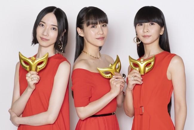 『ザ・マスクド・シンガー』Perfumeインタビュー