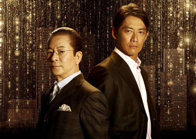 『相棒season20』(テレビ朝日系)でコンビ7年目となる(左から)水谷豊、反町隆史